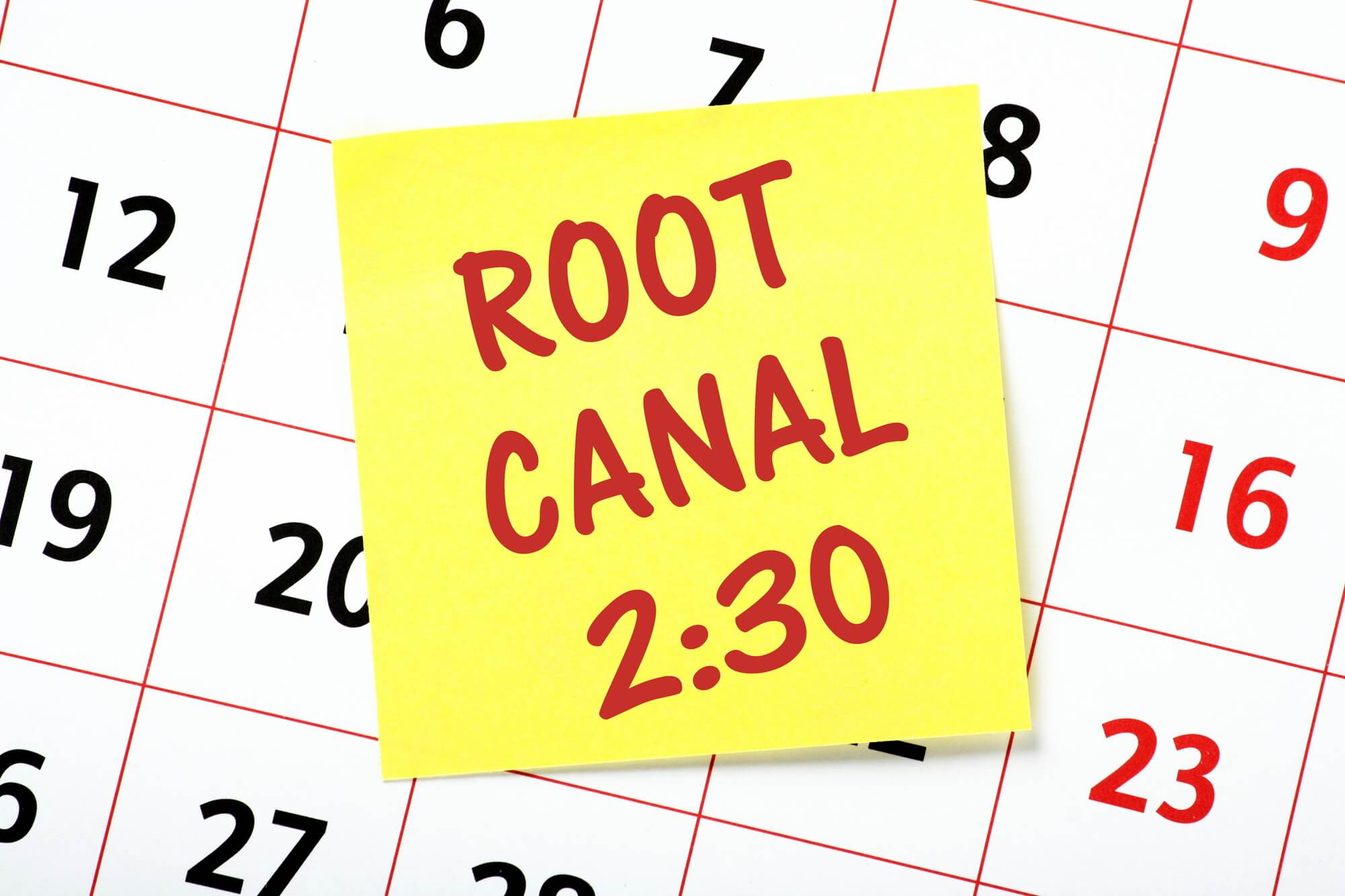 Where to get root canal from endodontist 23228?