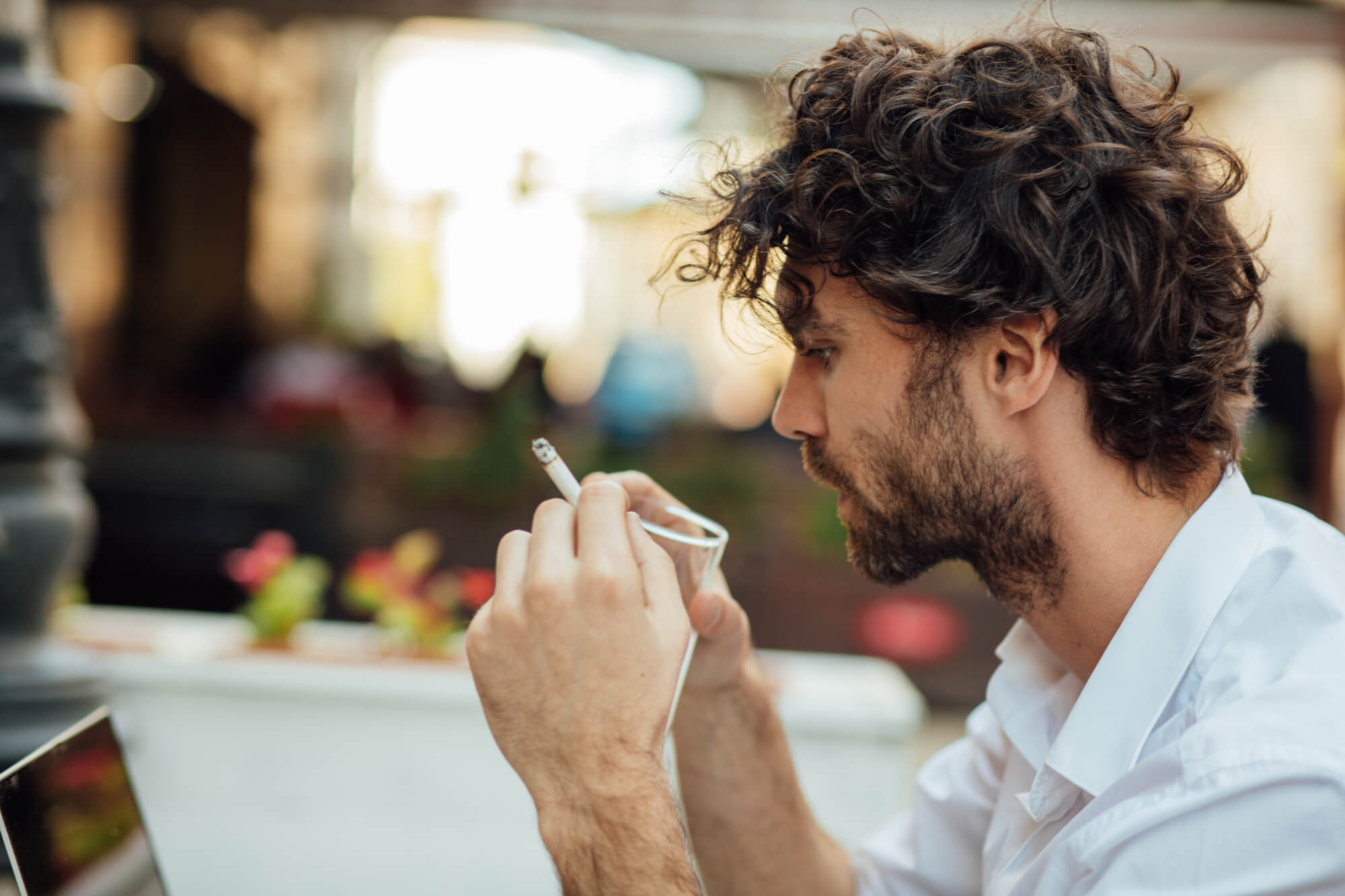 bad habits according to an Endodontist in Midlothian VA