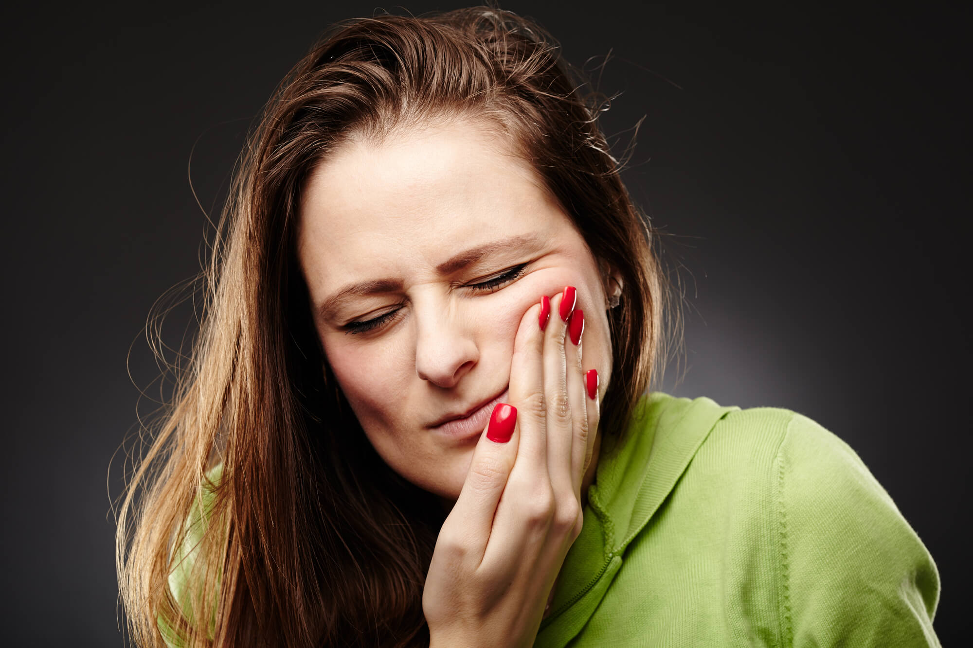 pain from Cracked Tooth in Richmond